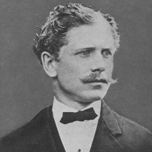 Picture of Ambrose Bierce.