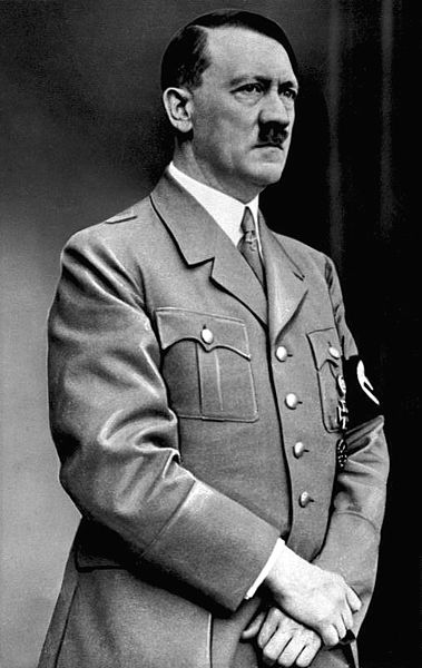 Picture of Adolf Hitler. Hitler, Adolf: Reichskanzler, Deutschland