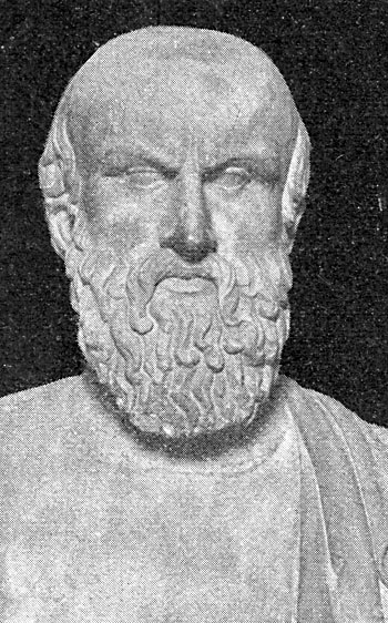 Picture of Aeschylus.