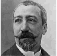 Picture of Anatole France. Anatole France 1874