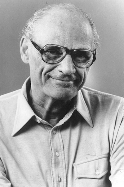 Picture of Arthur Miller. Arthur Miller, American playwright, unknown date