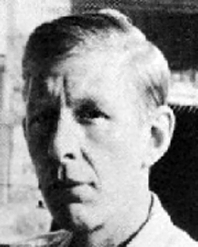 Picture of W.H. Auden.