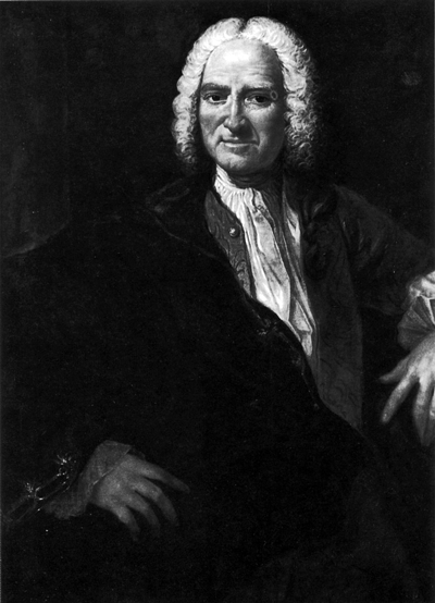 Picture of Baron d'Holbach. Paul Heinrich Dietrich Baron d'Holbach, 1785, by Alexander Roslin
