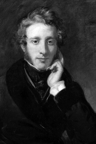 Picture of Edward Bulwer-Lytton. Edward George Earle Lytton Bulwer Lytton, 1st Baron Lytton, by Henry William Pickersgill (died 1875).