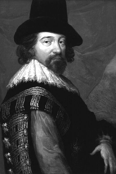 Picture of Francis Bacon. Portrait of Francis Bacon, Viscount St Alban, by John Vanderbank, 1731?, after a portrait by an unknown artist (circa 1618)