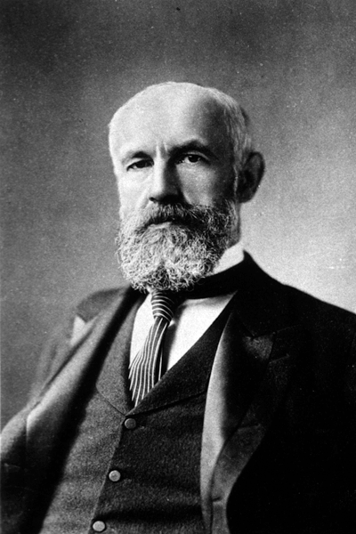 Picture of G. Stanley Hall. Portrait of Granville Stanley Hall (1844—1924), circa 1910, by Frederick Gutekunst  (1831–1917)