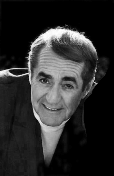 Picture of Jim Backus. The photo is from the short lived television program Blondie, 1969.
