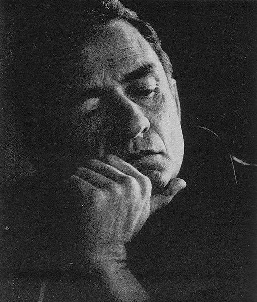 Picture of Johnny Cash.