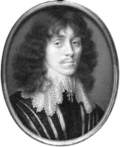 Picture of Lucius Cary. Lucius Cary, 2nd Viscount Falkland (c1610-1643), attributed to John Hoskins.