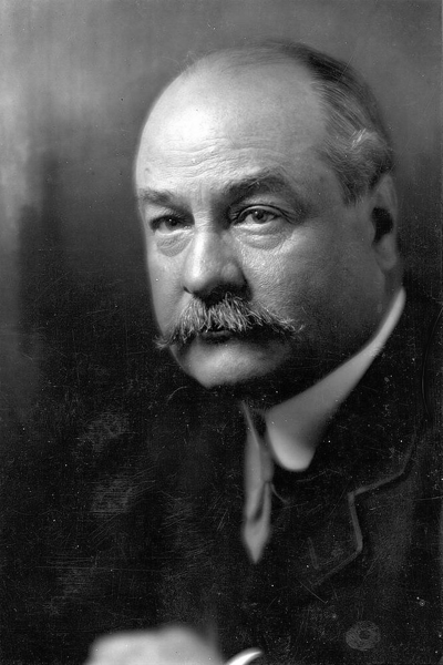 Picture of Nicholas M. Butler. Nicholas Murray Butler, American diplomat and winner of the Nobel Peace Prize, 1915