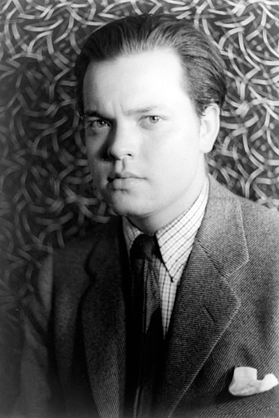 Picture of Orson Welles. Orson Welles, photographed by Carl Van Vechten, March 1, 1937.