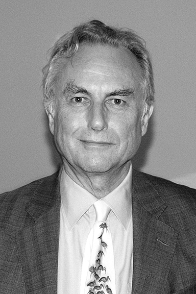 Picture of Richard Dawkins. Richard Dawkins at New York City's Cooper Union to discuss his book The Greatest Show on Earth: The Evidence for Evolution, 29 September 2010