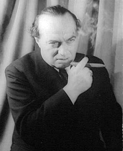 Picture of Franz Werfel. Franz Werfel photographed by Carl Van Vechten, December 14, 1940