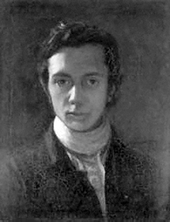 Picture of William Hazlitt. Self-portrait by William Hazlitt, circa 1802. Portraiture in the Oxford Dictionary of National Biography.