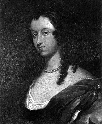 Picture of Aphra Behn.