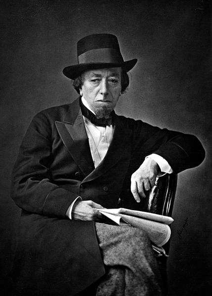 Picture of Benjamin Disraeli. Photographed at Osborne by Command of H.M. The Queen, July 22, 1878 by Cornelius Jabez Hughes, British (1819 - 1884, London, England London, England). Harvard Art Museum/Fogg Museum, Historical Photographs and Special Visual Collections Department, Fine Arts Library.