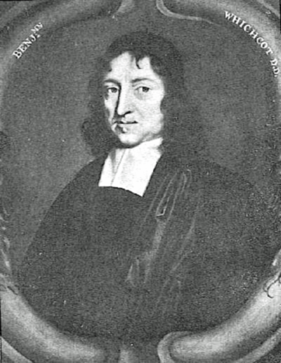 Picture of Benjamin Whichcote.