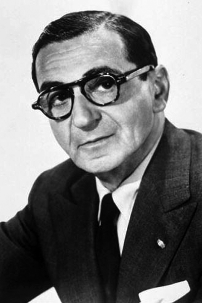 Picture of Irving Berlin. Irving Berlin in 1941.