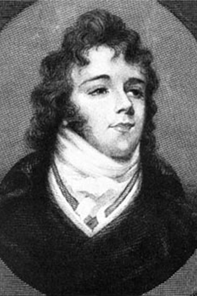Picture of Beau Brummel.