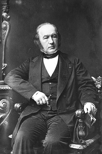Picture of Claude Bernard. Claude Bernard