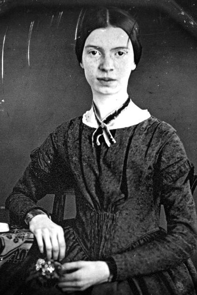 Picture of Emily Dickinson.