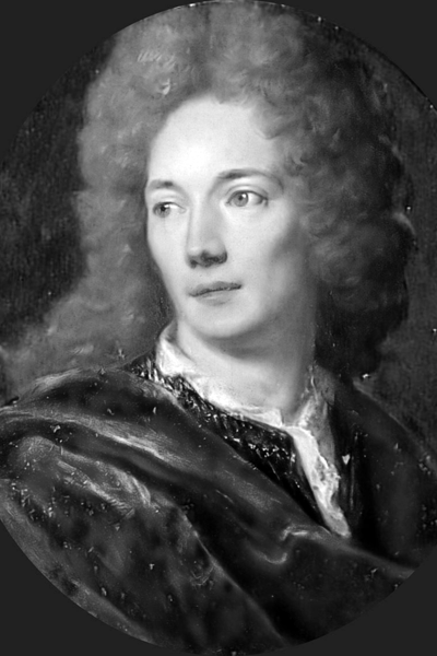 Picture of Jean de La Bruyère.