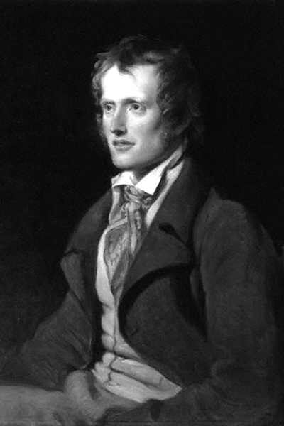 Picture of John Clare. John Clare (1793-1864) in 1820, National Portrait Gallery, London: NPG 1469