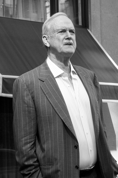 Picture of John Cleese. John Cleese in 2008 by Paul Boxley