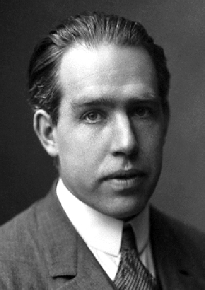 Picture of Niels Bohr. Niels Bohr