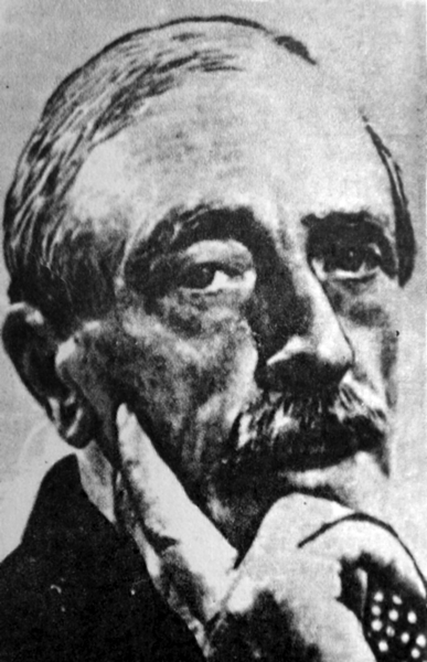 Picture of Paul Valéry. Paul Valéry, from the book 'Historia de la Literatura Argentina Vol I, II y III' edited by Centro Editor de América Latina. Published on November 1968 Buenos Aires, Argentina