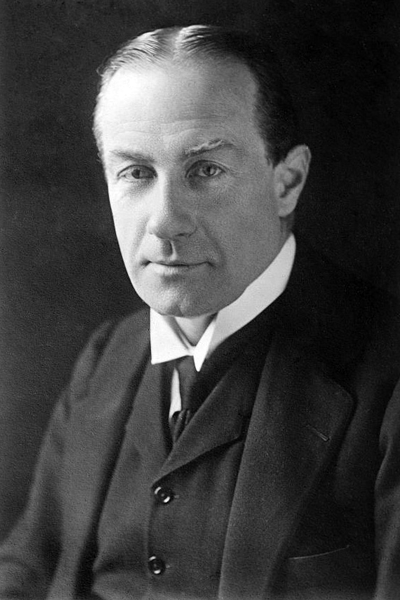 Picture of Stanley Baldwin. Stanley Baldwin in the 1920s